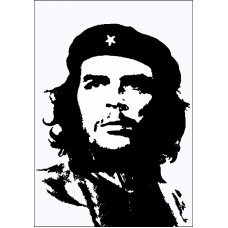 CHE GUEVARA BLACK AND WHITE