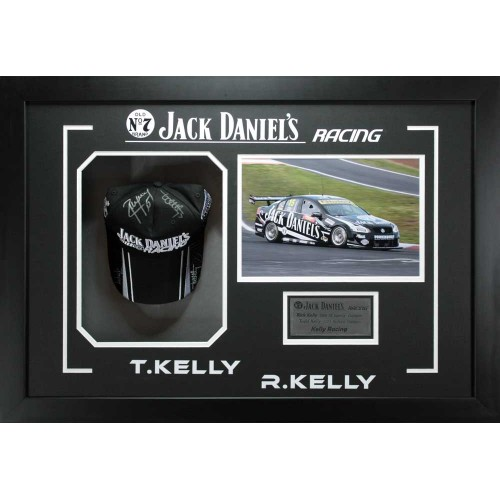 V8 SUPERCARS JACK DANIELS RACING TODD KELLY & RICK KELLY ...
