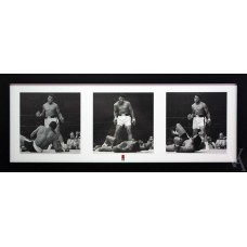 MUHAMMAD ALI VS SONNY LISTON KNOCK OUT