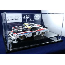 ALLAN MOFFAT COLIN BOND BATHURST WINNERS BIANTE DISPLAY CASE (CAR NOT INCLUDED)