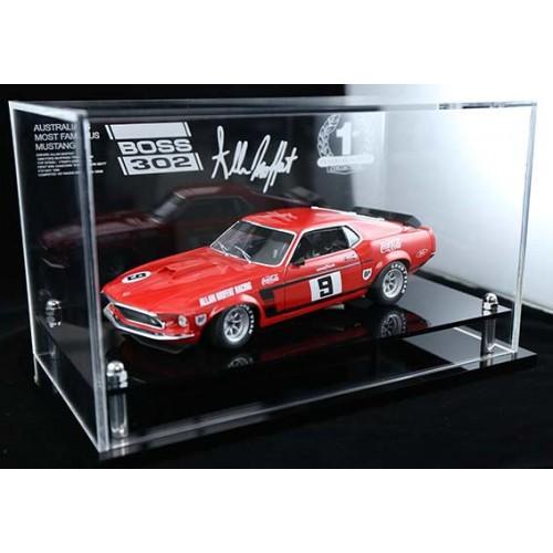 Moffat Mustang Boss 1 18 Perspex Acrylic Display Case Car Not