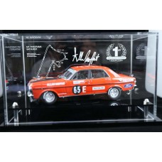 ALLAN MOFFAT BIANTE MODEL 1:18 PERSPEX ACRYLIC DISPLAY CASE (CAR NOT INCLUDED)