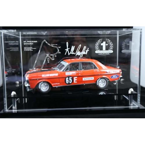 Allan Moffat Biante Model 1 18 Perspex Acrylic Display Case Car