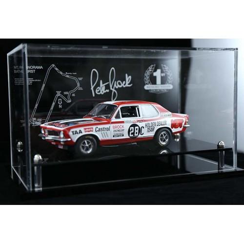 Peter Brock Biante Model 1 18 Perspex Acrylic Display Case Car