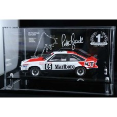 PETER BROCK BIANTE A9X 1:18 PERSPEX ACRYLIC DISPLAY CASE (CAR NOT INCLUDED)