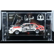 PETER BROCK COMMODORE VH 1:18 PERSPEX ACRYLIC DISPLAY CASE (CAR NOT INCLUDED)