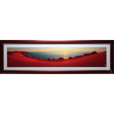 KEN DUNCAN FRAMED & SIGNED SCENIC SIGNATURE SERIES CAPE PERON
