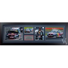CRAIG LOWNDES RED BULL RACING SIGNED & FRAMED