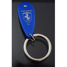 PERSONALISED KEY RING BOTTLE OPENER GIFT CUSTOM LASER ENGRAVING