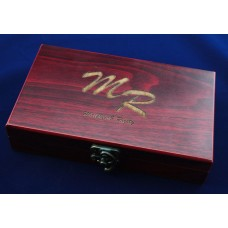 PERSONALISED ENGRAVED WOODEN CARD SET GIFT AWARD CUSTOM LASER ENGRAVING