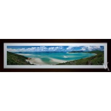 KEN DUNCAN FRAMED & SIGNED SCENIC SIGNATURE SERIES WHITSUNDAYS