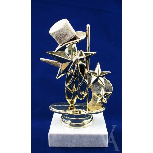Dancing Award Ballet Dance Trophy Ballerina
