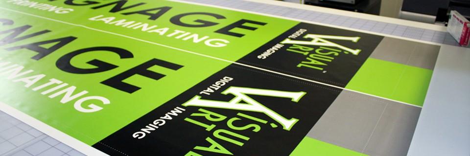 Large Format Printing & Laminating