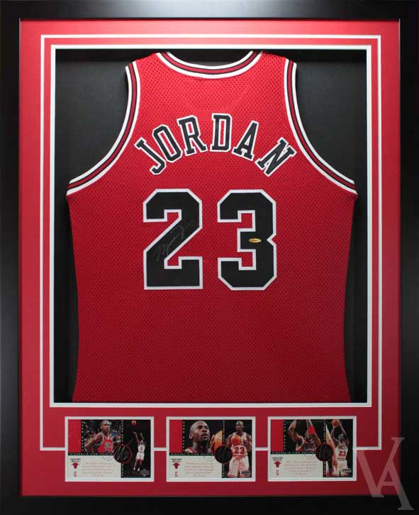 How To Frame A Jersey >> Frames For Jerseys Andres Cuban Restaurant San Diego